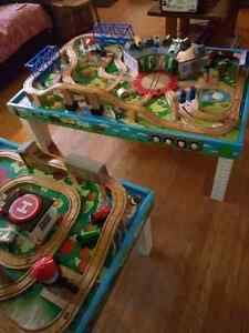 Thomas the Tank Engine Train Tables London Ontario image 1