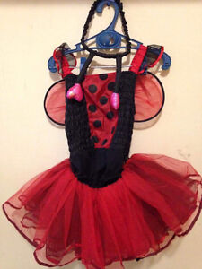 4 Costumes d'HALLOWEEN pour fille