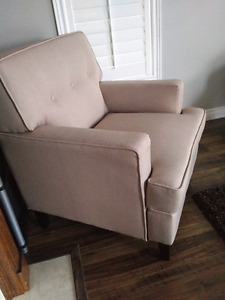 2 Accent chairs brand new.