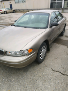 Safetied 2001 Buick Century
