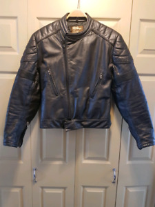 Men's motorcycle jacket 44
