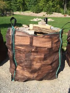 Large bags of Firewood for Sale