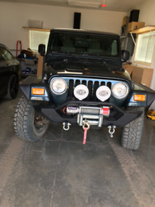 2006 Jeep Rubicon Unlimited in excellent condition
