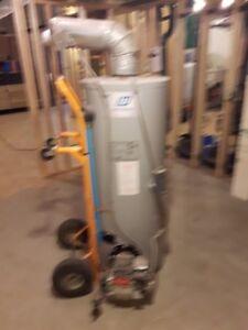 John Wood Oil Water heater