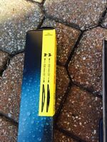 Bosch wipers 21-22 size