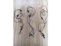 Blackberry earphones BRAND NEW