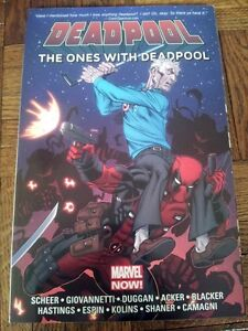 DEAPOOL : The Ones With Deadpool