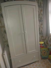 Mamas and papas wardrobe