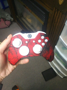 Like new Xbox one scuf controller