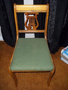 Vintage Duncan Fife Style Side Chair