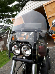 Harley-Davidson quick-release windshield new 2018