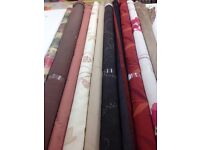 Curtain fabric ( end of 10 rolls)