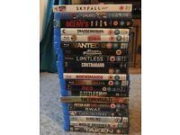 Blu-ray movies