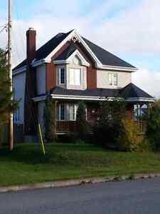 Maison à vendre Jonquière avec immense terrain