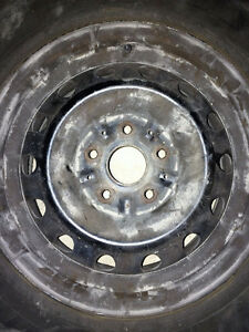 Rims from Toyota Sienna 2002