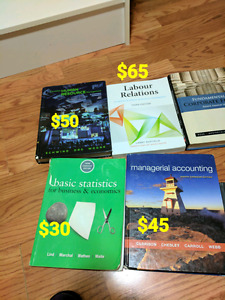 Office Administration/HRM textbooks