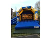 Bouncy castles for quick sale great business start up