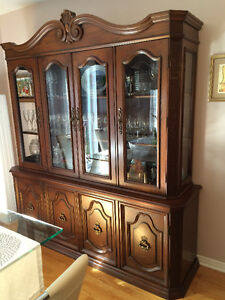 Vintage Dining Room Set, Very Good Condition MUST SELL! West Island Greater Montréal image 2