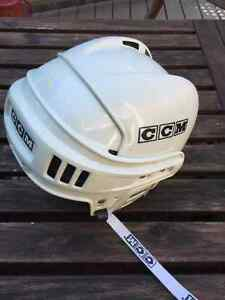 Casque Hockey enfant CCM Medium