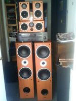 Complete Home Theater System ...... Yamaha RXV-590