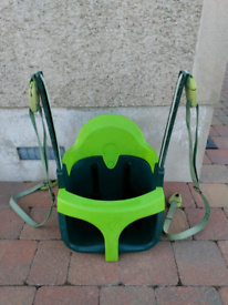 TP Quadpod 4 in 1 Toddler and Kids Swing Seat