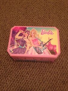 Barbie Jewellery Box
