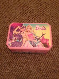 Barbie Jewellery Box
