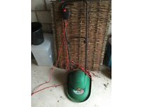 Electric Hovermower