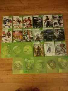 Xbox 360 Elite Slim with games and accessories Kawartha Lakes Peterborough Area image 2