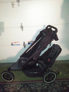 Phil & Teds double sport stroller