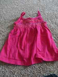 9 Girls size 5 tank tops and t-shirts Kitchener / Waterloo Kitchener Area image 2