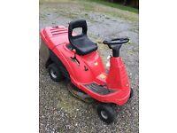 Honda hydrostatic 2211 ride on lawn mower