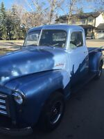 1949 GMC pickup great toy