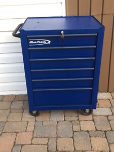 Coffre a outîLs snap-on serie blue point  comme neuf