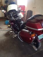 1983 venture 1200 for parts or fix