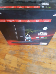 New Acer gaming computer