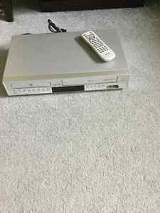 DVD/VCR Combination