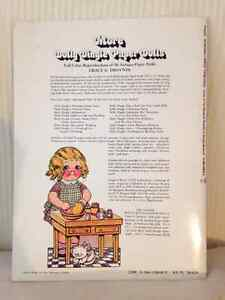 Dolly Dingle Paper Dolly circa 1978 (Lot of 2) London Ontario image 4