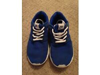 Boys Nike trainers size 1
