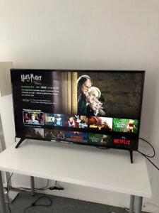 TV LG 4K 49 pouces