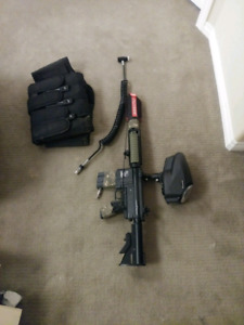 Paintball gear need gone