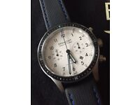Brand new and unused Bremont Boeing 247 Chrono Watch