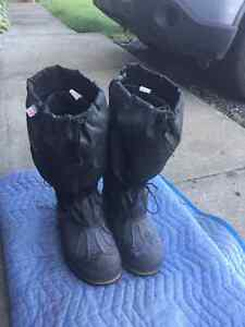 Baffin steel toe winter boots Strathcona County Edmonton Area image 1