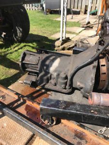 97 Jeep Tj 3 Speed automatic transmission with torque converter