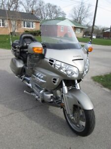 Honda Goldwing GL 1800  2003