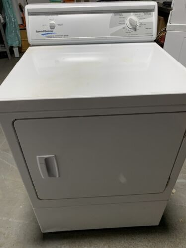 Speed Queen Home Style Electrical Dryer  240v 60Hz LDE30RGS173TW01 [Open Box]