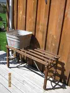 Beatty Brothers Ltd Fergus Wash Stand and Wash Tub