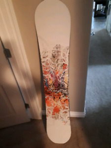 Perfect condition  firefly snowboard