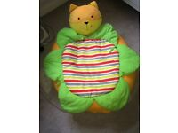 Baby sit me up cosy inflatable ring chair seat multi position