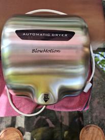 Blowmotion Hand blower dryers